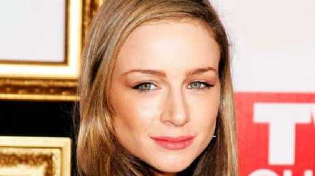 Actress Katharine Towne was married to Charlie Hunnam for three years.  Picture:  Supplied
