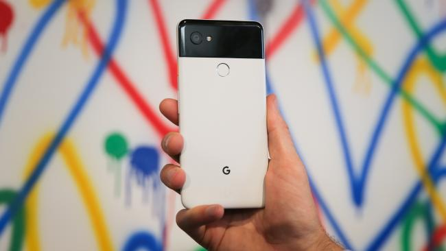 The Pixel XL 2 is one of a refreshed line of devices which are part of the tech giant's efforts to boost its presence against hardware rivals.