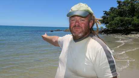 Luke Webb of Port Douglas. Pic by Shane Nichols