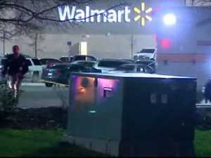 Gunman opens fire in Walmart