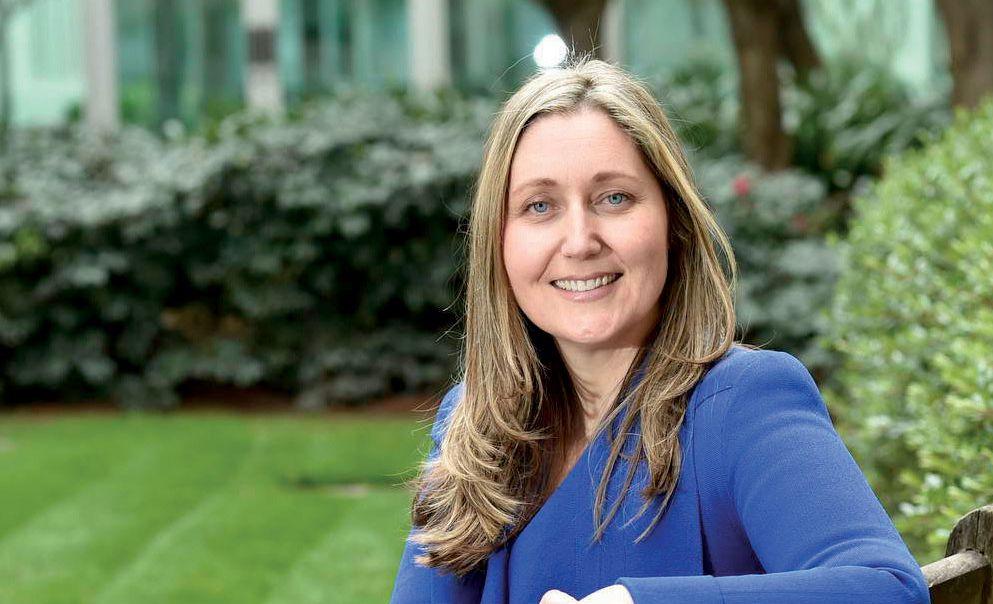 Federal Member for Dobell Emma McBride.