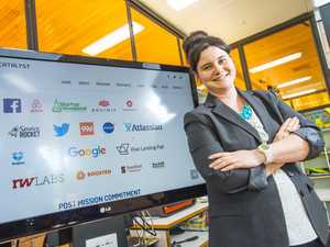 City woman connects to big tech companies at Silicon Valley