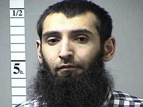 Officials who were not authorized to discuss the investigation and spoke on the condition of anonymity identified the attacker Saipov.