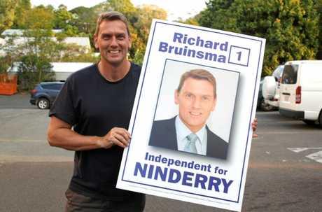 Independent Richard  Bruinsma.