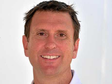 LNP candidate Dan Purdie.
