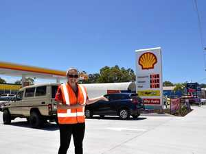 New servo says it'll reflect local fuel prices