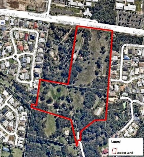 Churches of Christ in Queensland wants to build a pool, cafe, salon, place of worship and offices to adjoin its residential care facility at Little Mountain.