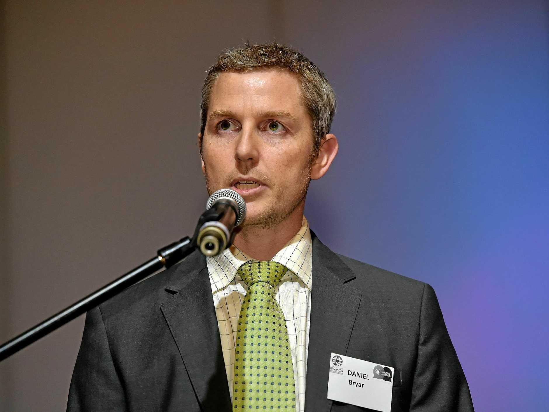 Sunshine Coast Election for Division 6 and 7. Daniel Bryar. Photo: Warren Lynam / Sunshine Coast Daily