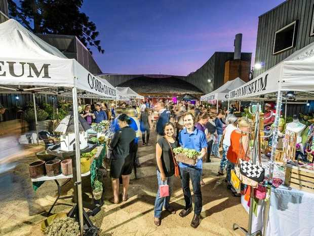TWILIGHT MARKET: Hand Made Under the Stars at Cobb+Co Museum on November 30 is a lovely environment in which to meet the makers of some wonderful local creations, find a great gift for yourself or someone else, and taste-test some local produce.