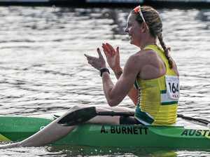 Burnett, Bull in running for Australian canoeing's top award