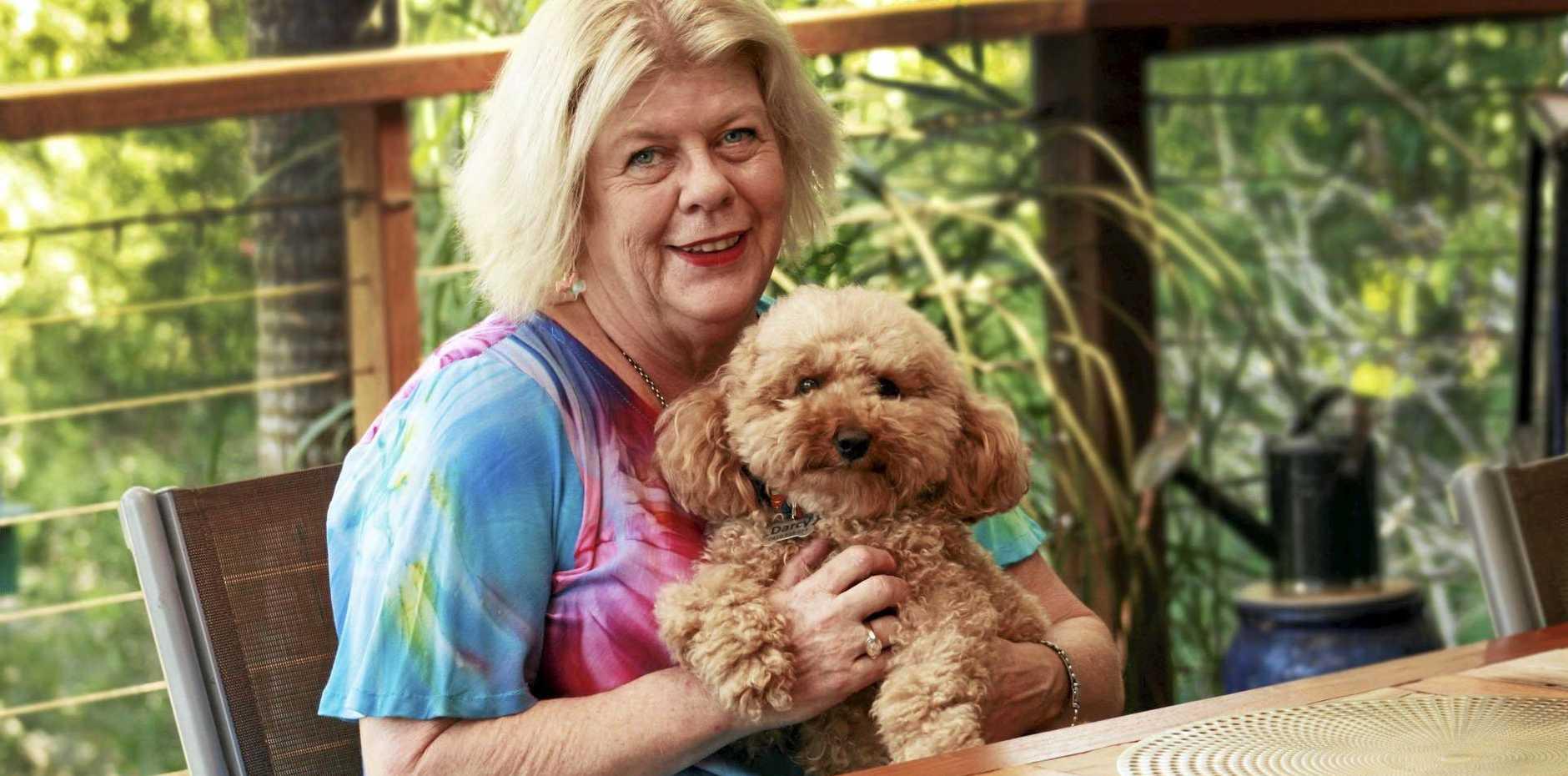 Jolie Wheeler enjoys running her own pet-sitting business through PetCloud.