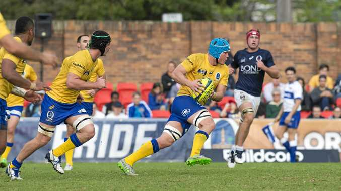 National Rugby Championship action returns to Toowoomba's Clive Berghofer Stadium tomorrow.