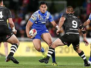 Samoans claim underdog tag for Tonga clash