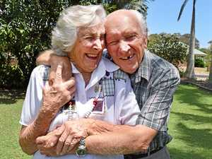 'One thing led to another': Couple celebrates 70 years