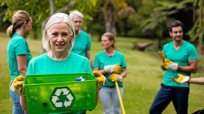 GO GREEN: National Recycling Week 2017 is from Monday, November 13 to Sunday, November 19 but all year round is ideal.