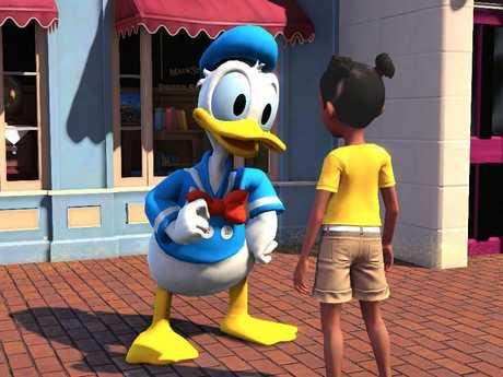Disneyland Adventures has been enhanced for the Xbox One X.