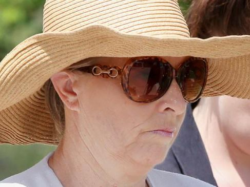 Julene Thorburn will be sentenced on charges of perjury and perverting the course of justice. File picture