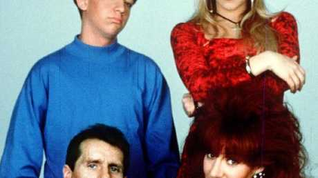 Markle grew up on the set of Married with Children.