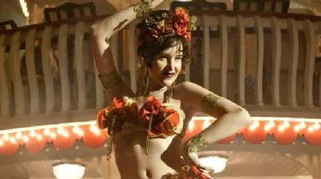 Paz de la Huerta as Lucy Danziger in Boardwalk Empire. Picture: Supplied