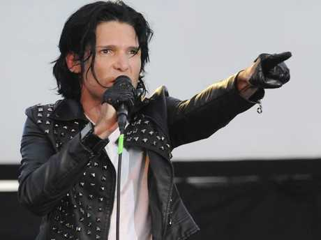 Corey Feldman has spoken about sexual abuse in Hollywood for years. Picture: Katy Winn/Invision/AP