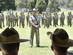 Regiment celebrates