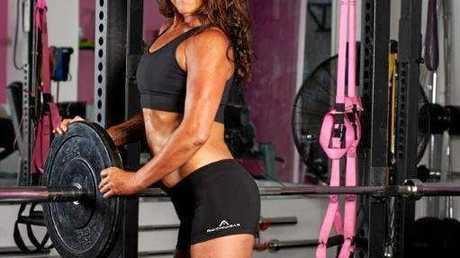 Tracy Ann Wood has lost 90kg.