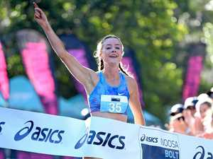 Rio hard-luck story bolts to victory in her first 5km race