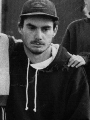 Co-killer Austin Allan Hughes.