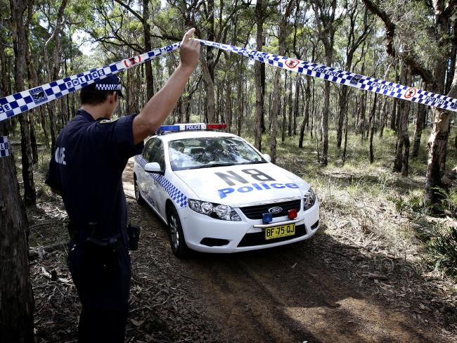 Police find Keisha's skeletal remains in bushland at Shalvey, western Sydney.