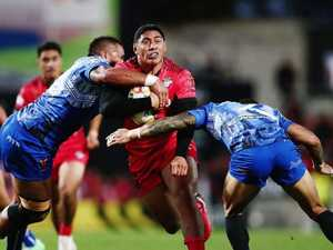 RLWC: Tonga down Samoa to set up NZ blockbuster