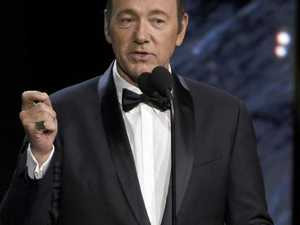 'Don't tell': Explosive new Kevin Spacey claims