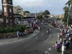Jacaranda Float Procession 2017
