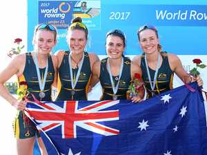 Rower excels in uni studies - it is not just about sport