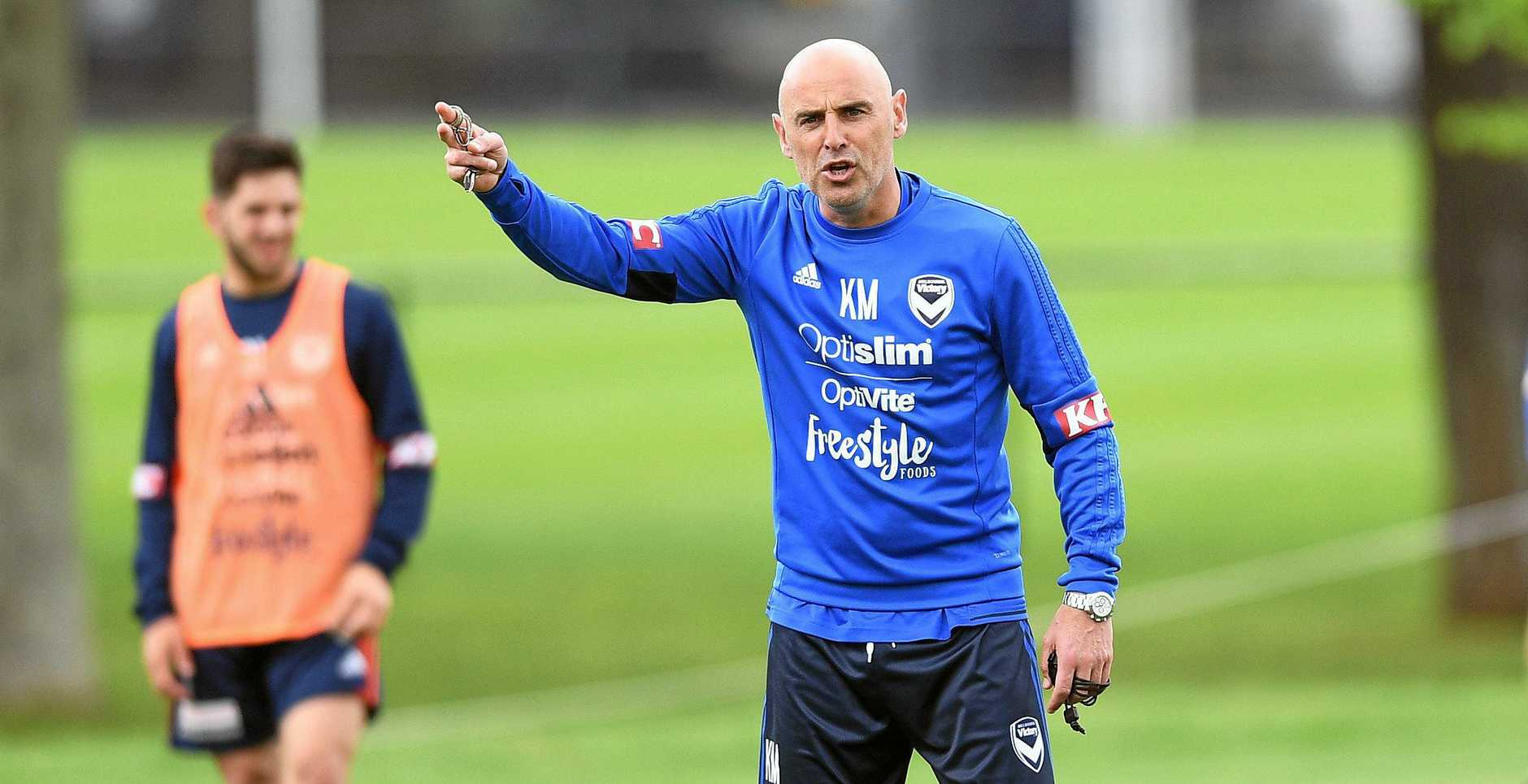 Kevin Muscat says there is nothing that can be done about players missing.