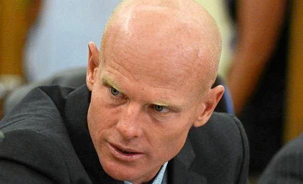 Councillor Glen Hartwig