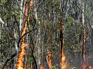 Fire starts in Central Downs region