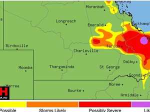 WEATHER WATCH: Possible severe thunderstorms for CQ