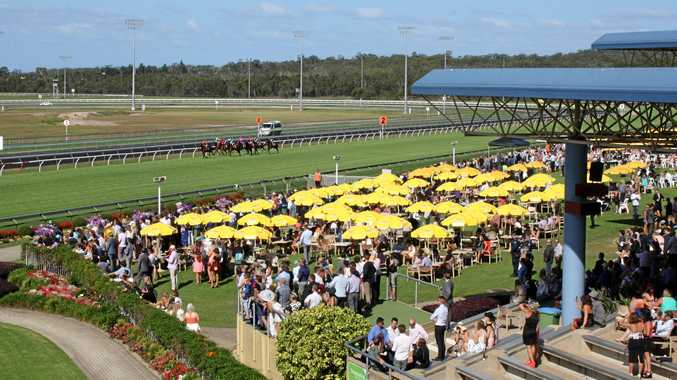 CUP DAY LOOMS: Corbould Park will host a meeting on Tuesday, when the Melbourne Cup is held at Flemingtton.
