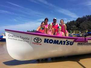 Minnie success in boat series first round