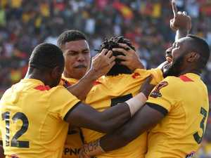 RLWC: Kumuls chaos after thrilling win