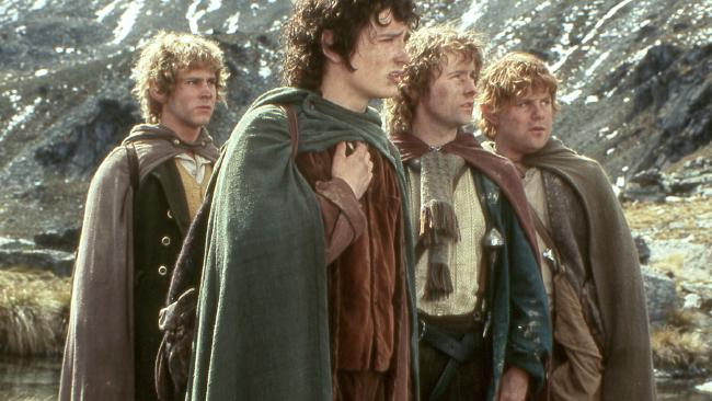 Lord of the Rings series in early talks at Amazon. Picture: AP.