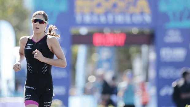 Ashleigh Gentle has made the Noosa Triathlon her own.