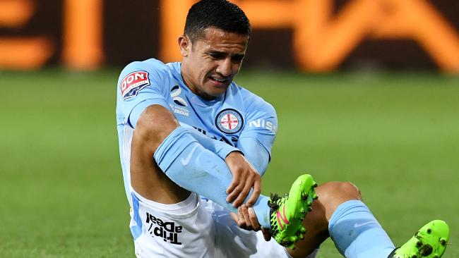 There is some good news for the Socceroos on Tim Cahill.