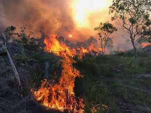 COAST BUSHFIRES: Crews scramble to fight multiple fire fronts