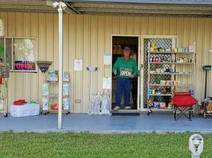 Man's front-yard store answers CQ town's prayers