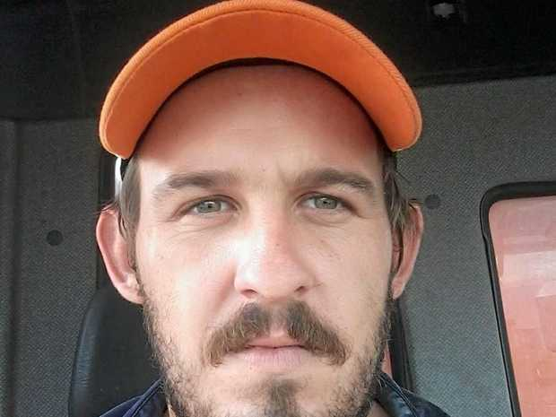 Jesse Leigh Smith, 27, faced Mackay District Court, pleading guilty to breaching a suspended sentence put in place after he was convicted of a violent home invasion.