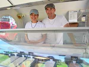 Miner takes on gelato, food vans to feed Paget workers