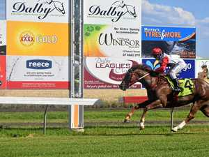 First win of the year for Kingaroy trainer