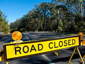 Road upgrade forces closure of Armstrong Beach Rd