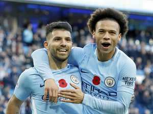 Manchester City eight points clear at top of EPL